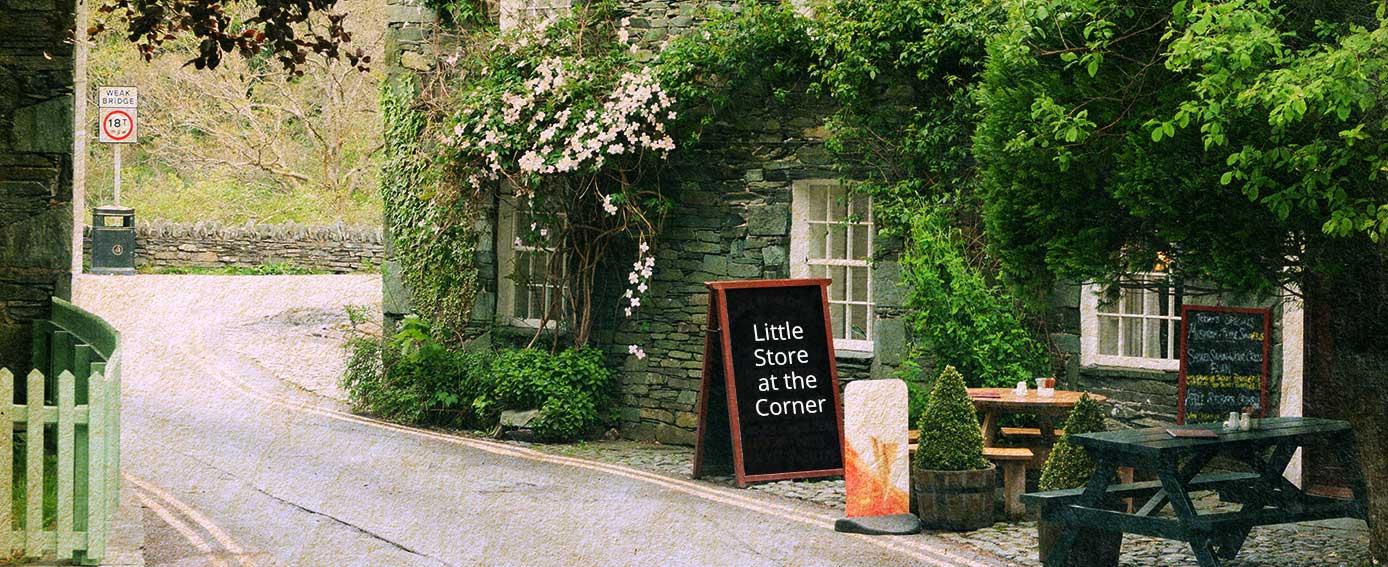 Little Shop at the Corner