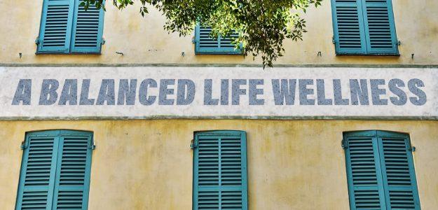 A Balanced Life Wellness
