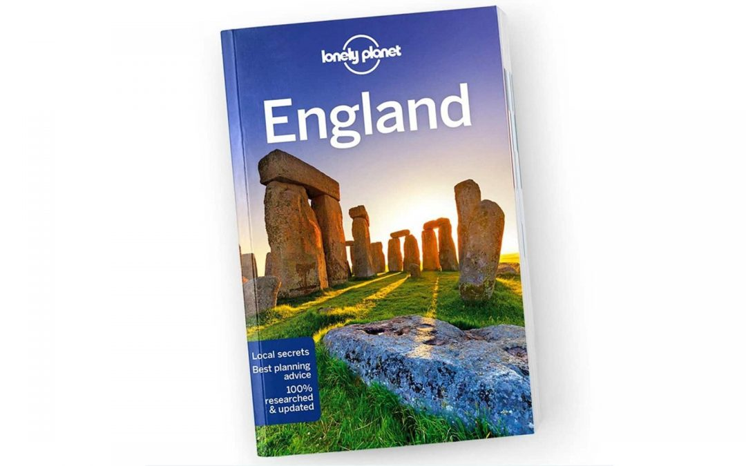England Tour Guide Book