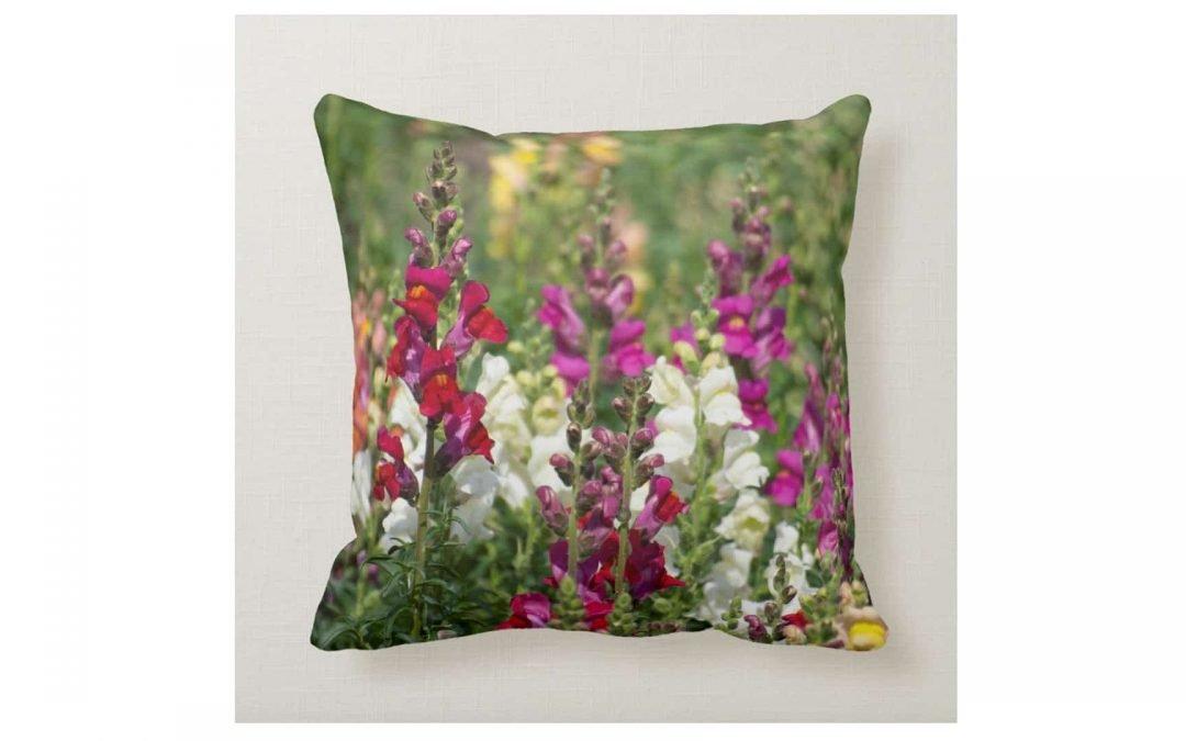 snapdragon pillow