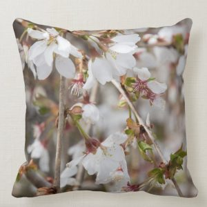 A Pillow with Dream of Spring