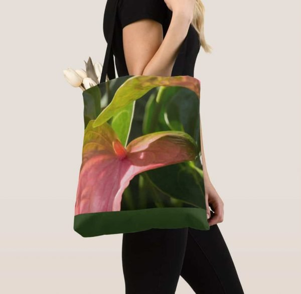 Anthurium Lily Tote