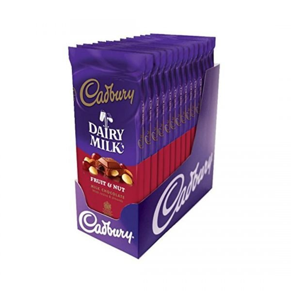 Cadbury Fruit and Nut Bar