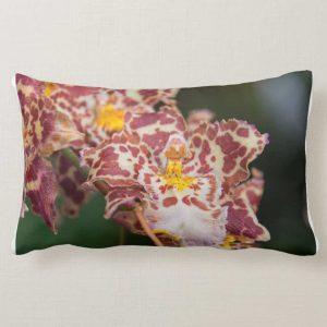 Great Little Orchid Pillow