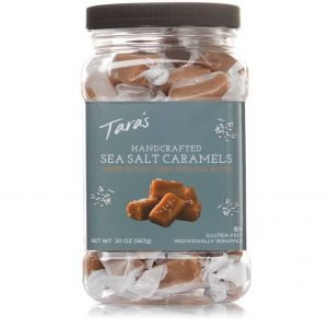 Tara's All Natural Handcrafted Gourmet Sea Salt Caramel