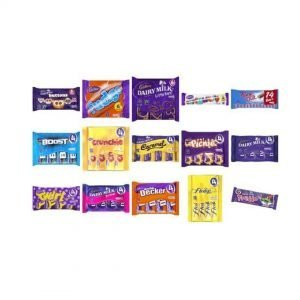 Cadbury Candy Bars