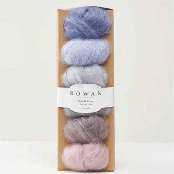 Rowan Kidsilk Haze Fade Knitting kit