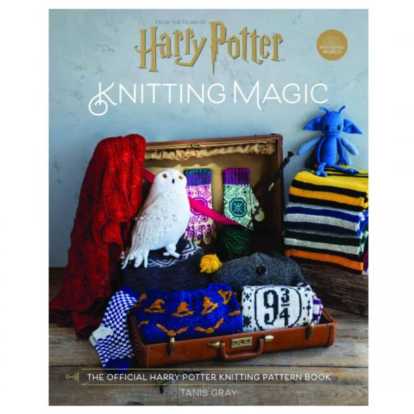 Harry Potter Knitting Magic book