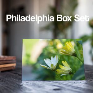 Philadelphia Garden Cards
