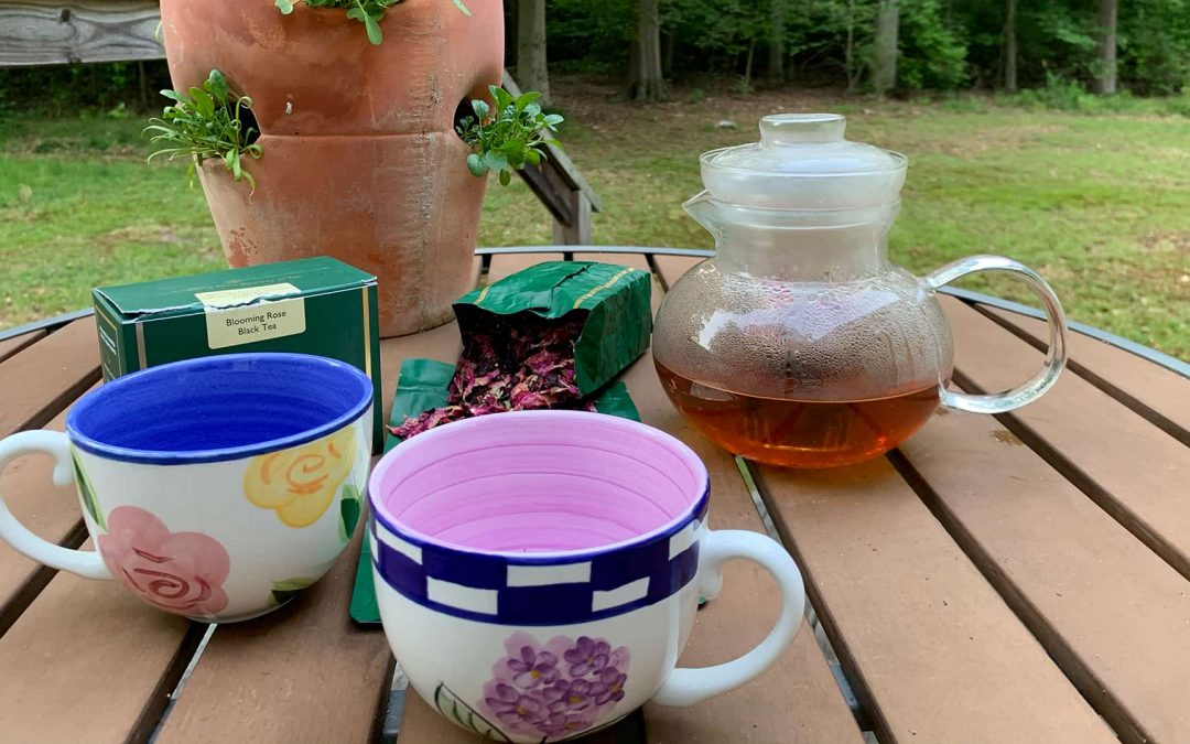First Tuesday Tea with Evening Shire –  Blooming Rose Black Tea