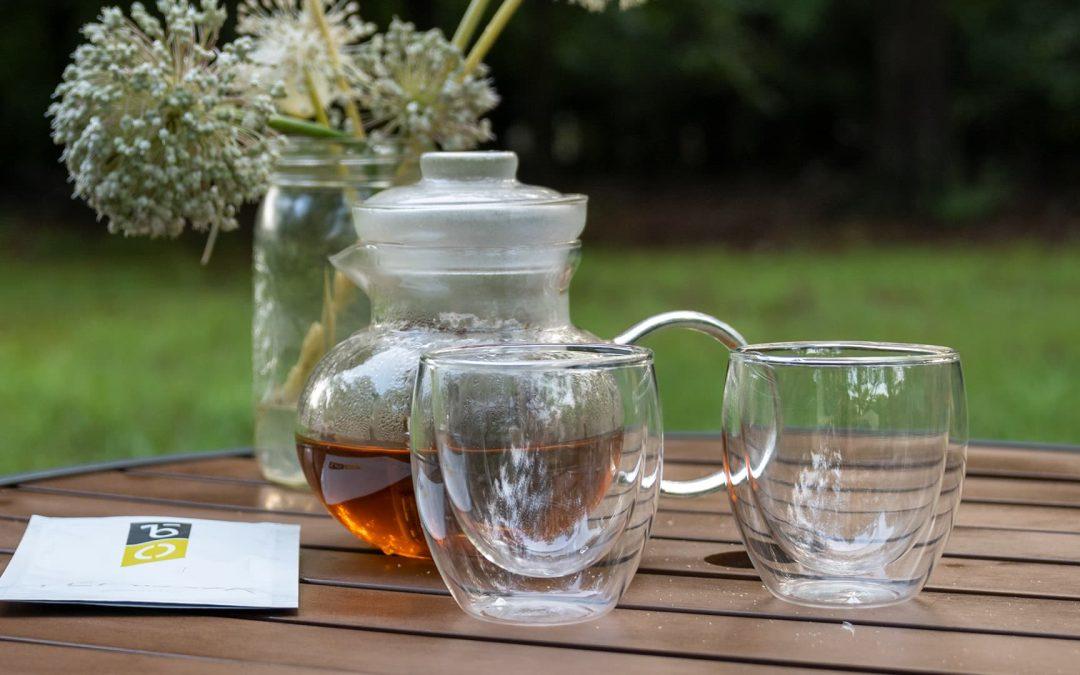 Evening Shire Tuesday Tea - Teabox Red Thunder Autumn Oolong Tea